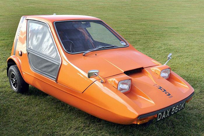А вот и картинка оранжевой машинки, о которой Вы узнаете из pdf-ки...